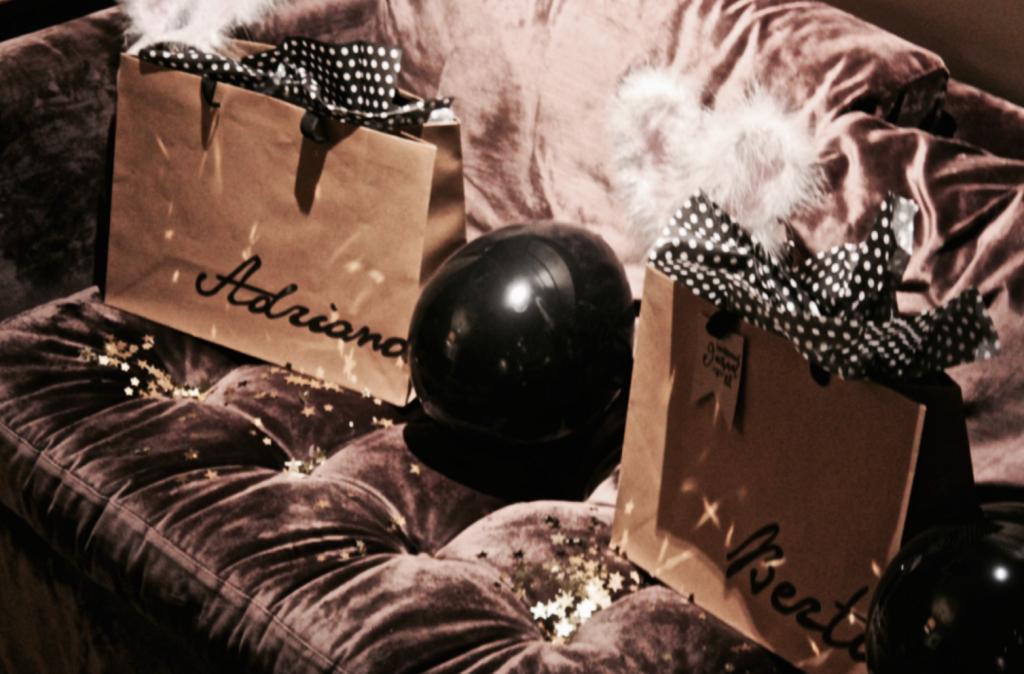 Bachelorette Kit Ideas - Chic & Glam Survival Kit 1 The Creatives Loft Miami Event Planning and Design Studio