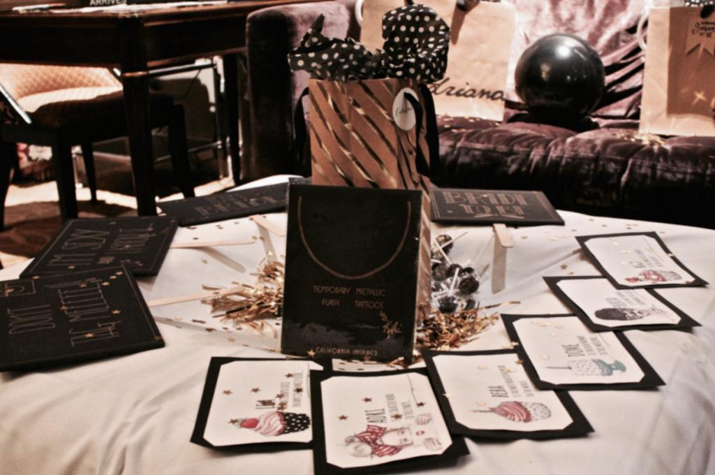 Bachelorette Kit Ideas - Chic & Glam Survival Kit 3 The Creatives Loft Miami Event Planning and Design Studio