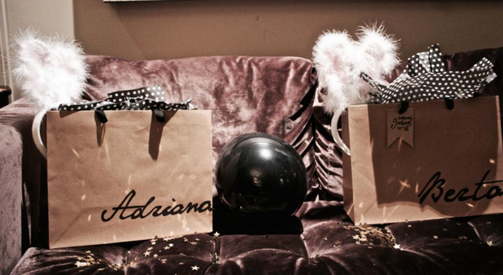 Bachelorette Kit Ideas - Chic & Glam Survival Kit 5 The Creatives Loft Miami Event Planning and Design Studio