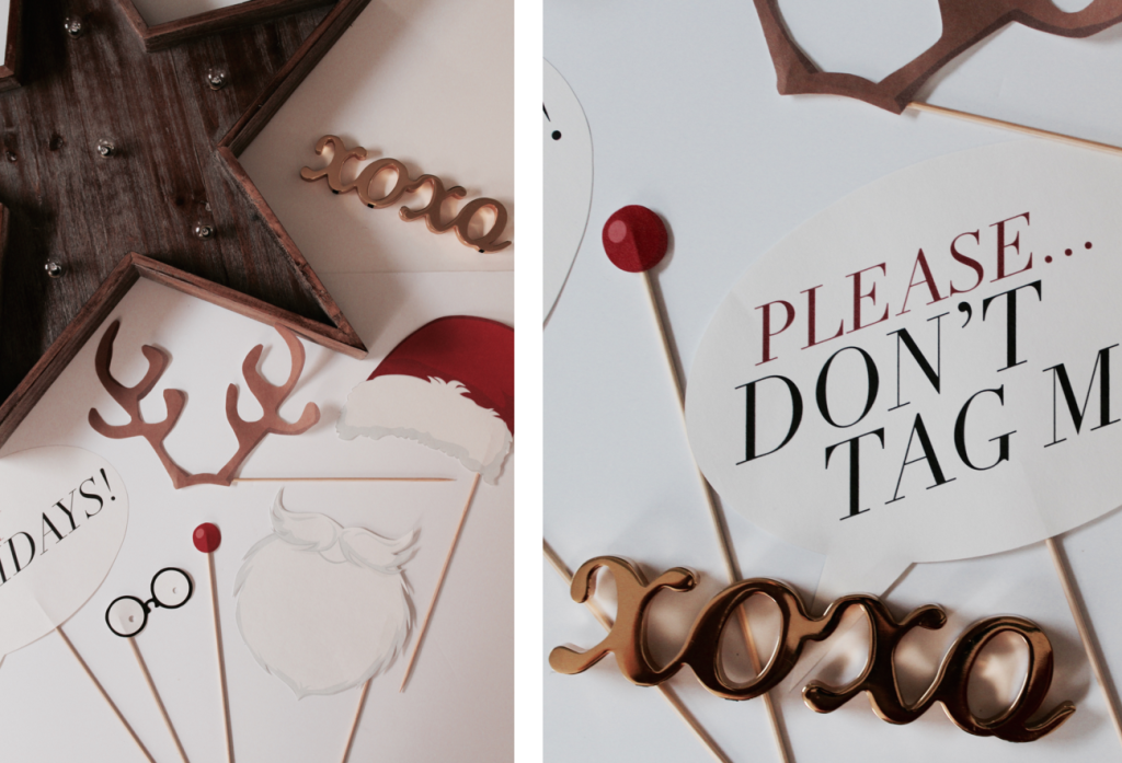DIY Christmas Props for Corporate Events - The Creative's Loft Miami Event Planning and Creative Studio 1