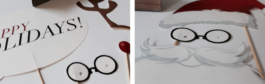 DIY Christmas Props for Corporate Events - The Creative's Loft Miami Event Planning and Creative Studio 3