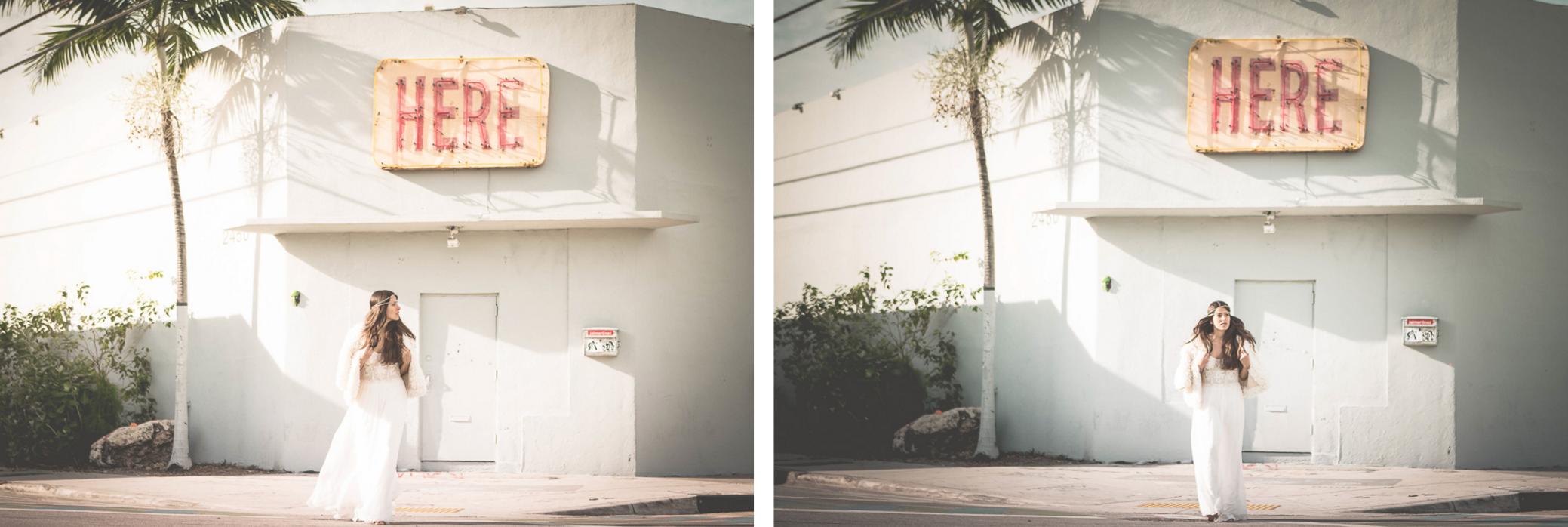 Bridal Inspiration Styled Shoot at Wynwood Walls - The Creatives Loft Miami Wedding Planner