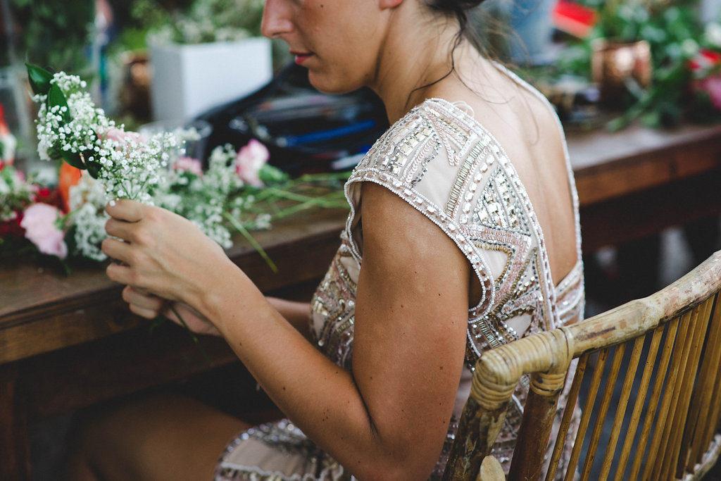 Floral Crown Workshop at The Wynwood Yard Miami