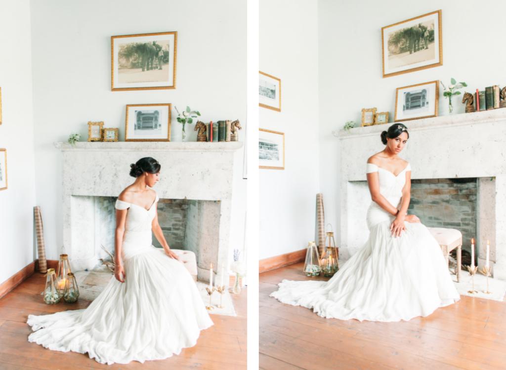 Chic Parisian Bridal Inspiration Miami Beach Womans Club The Creatives Loft Miami Wedding Planner