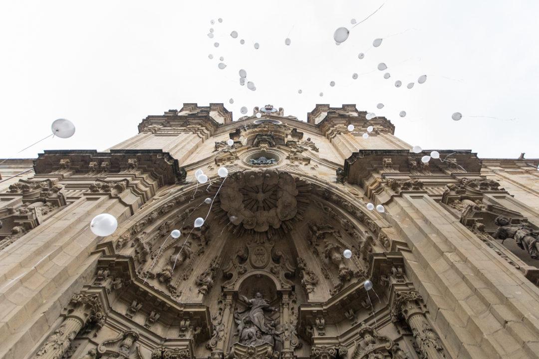 Destination Wedding in a Hidden Gem in San Sebastian Vasver Fotografia The Creatives Loft Wedding Planner