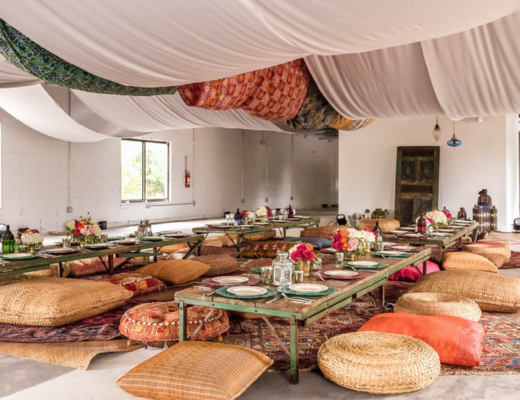 Moroccan Bday Party in a Secluded Warehouse in Miami The Creatives Loft Globop Photography