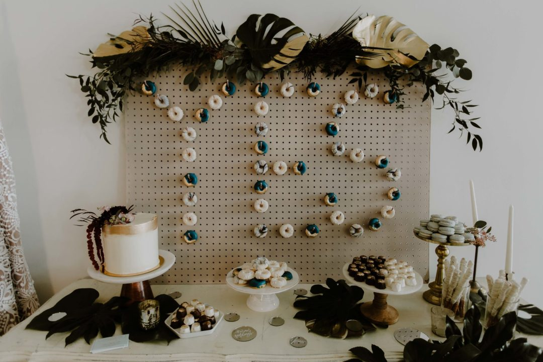 YES MIAMI Bridal Event Wynwood Miami Wedding Planner The Creatives Loft