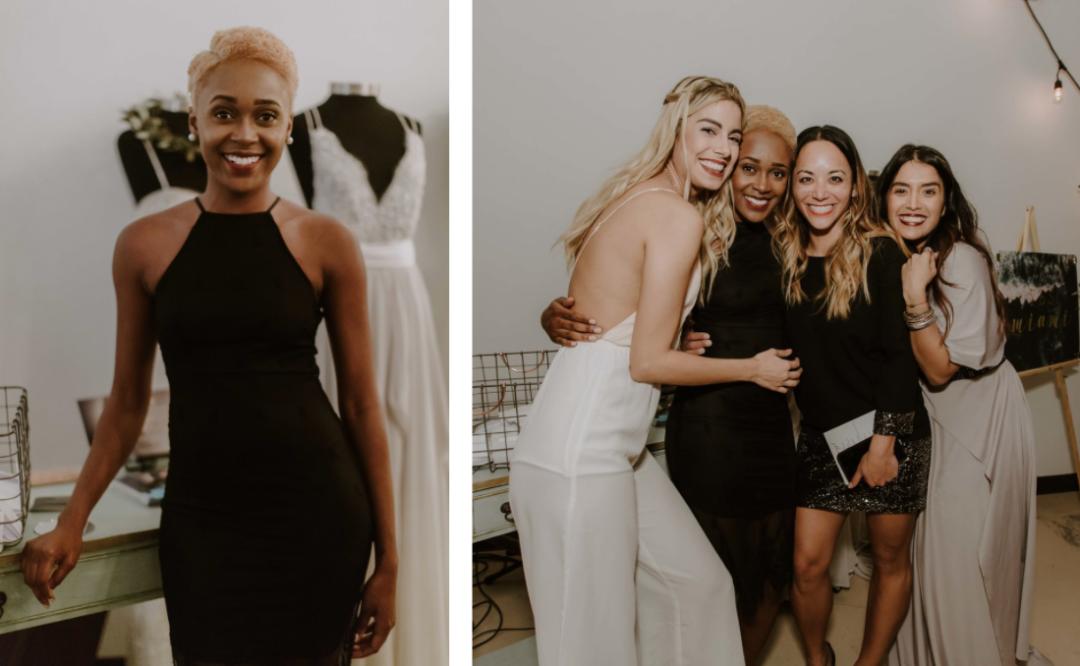 YES MIAMI Bridal Event inWynwood Miami The Creatives Loft