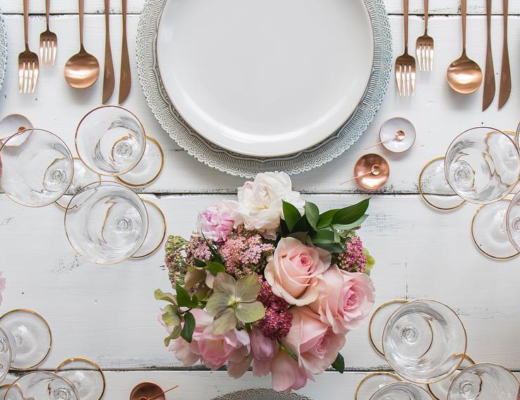 Casa de Perrin Luxury Table Top Rental and Design Studio