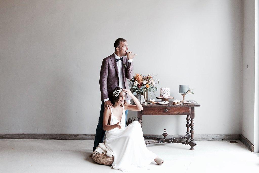 Industrial Bohemian Wedding in Wynwood The Creatives Loft Miami Wedding Planner