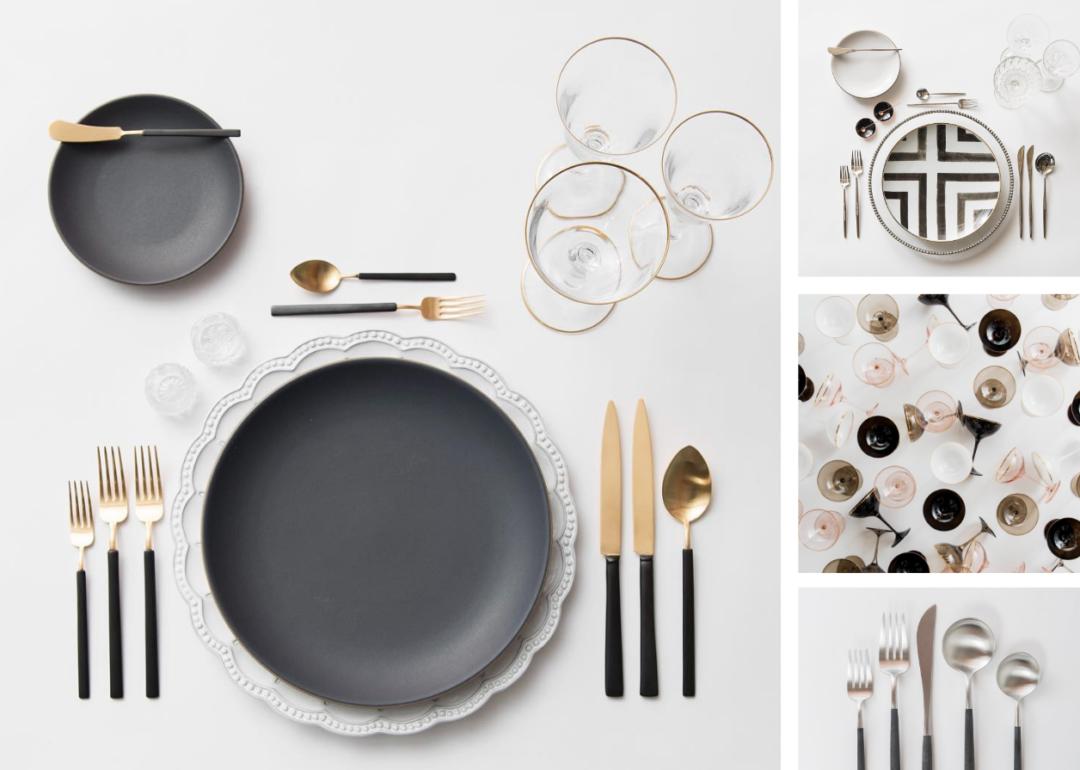 Luxury Table Top Rental and Design Studio 7