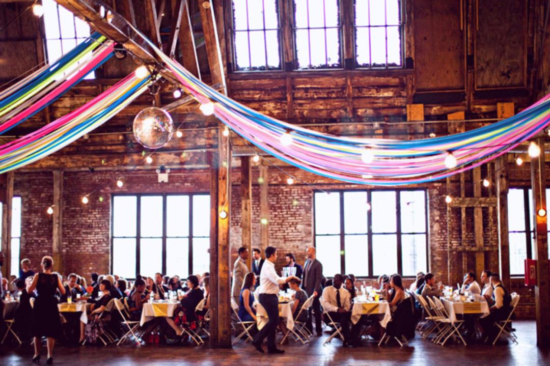 Greenpoint Brooklyn Wedding Venue NYC Wedding Planner The Creatives Loft