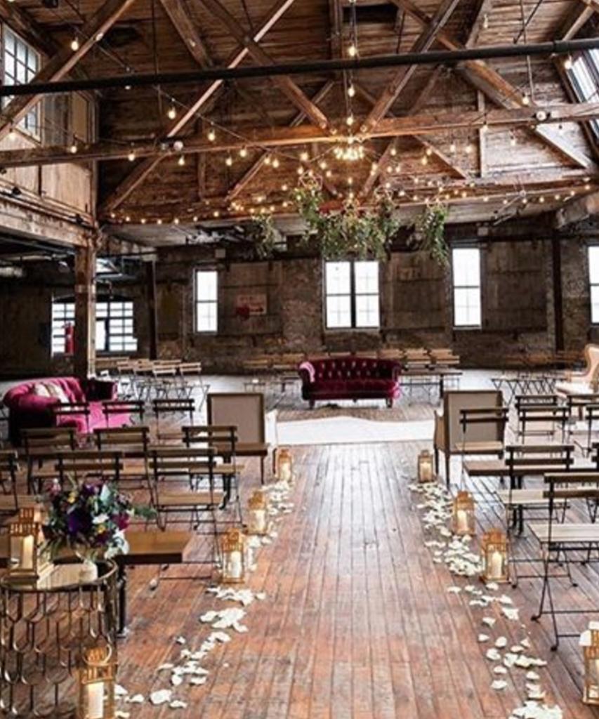 Greenpoint Brooklyn Wedding Venue NYC Wedding Planner