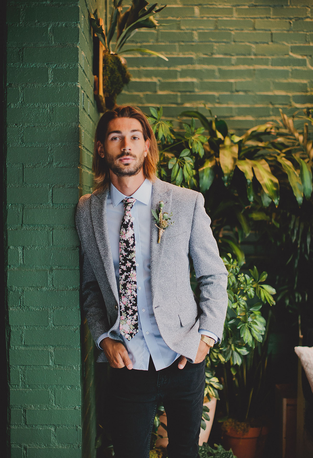 GWS x Neck & Tie Company Collection is here! The Creative's Loft Grooms