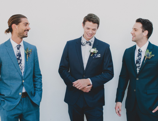 GWS x Neck & Tie Company Collection is here! The Creative's Loft Groom