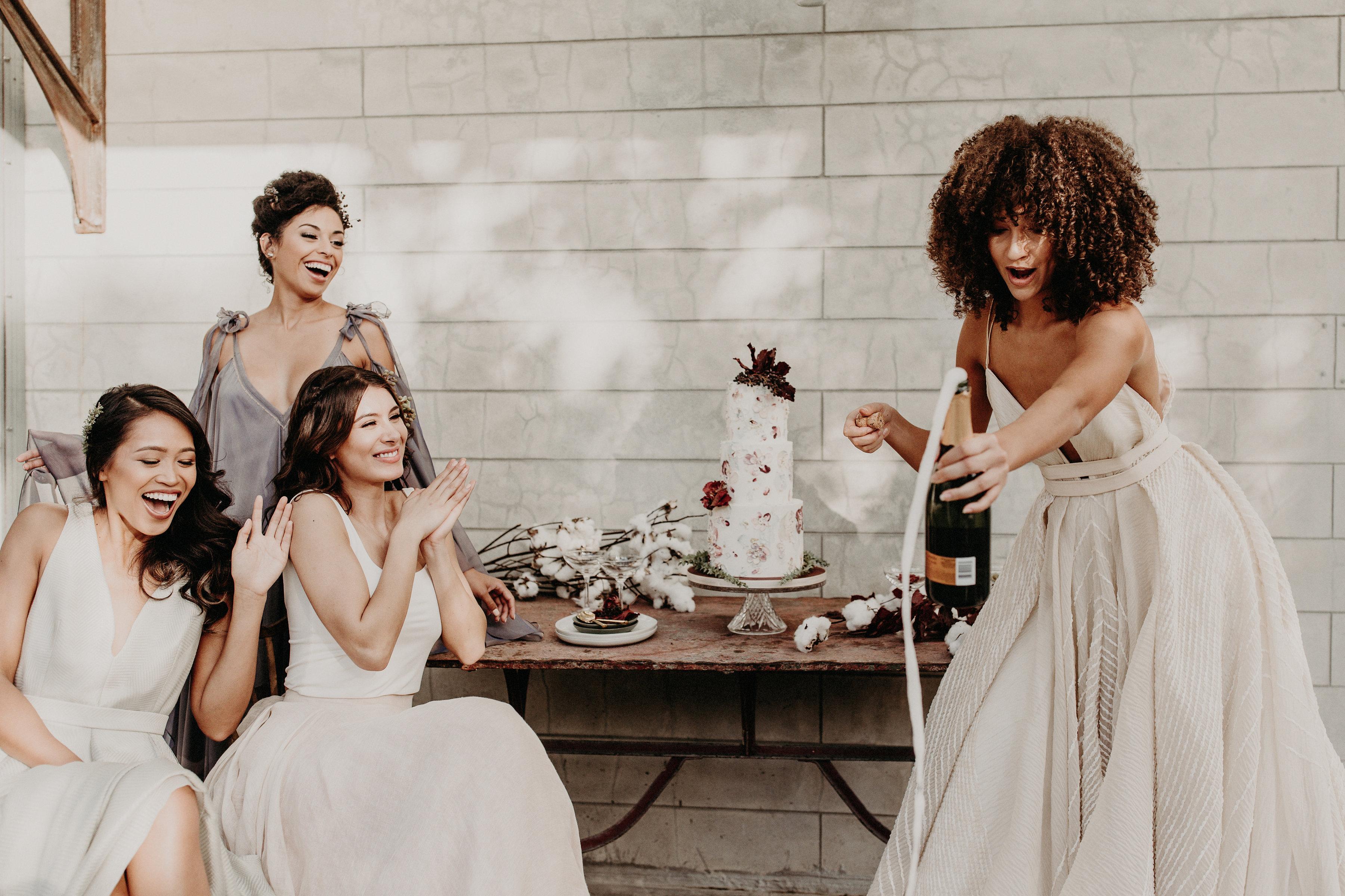 Winter Blossoms The Bridal Editorial Film The Creatives Loft Weddings
