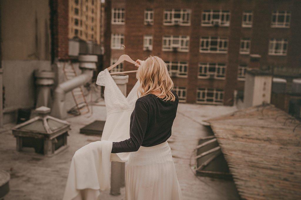 Manhattan New York Elopement Wedding The Creative's Loft Wedding Planning Studio NYC Pablo Laguia International Photographer 1