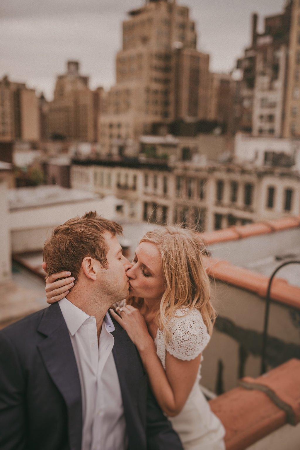 Manhattan New York Elopement Wedding The Creative's Loft Wedding Planning Studio NYC Pablo Laguia International Photographer