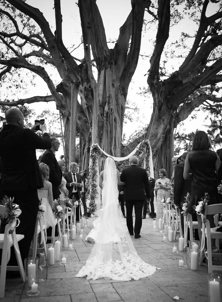 Romantic Fisher Island Wedding at Miami Beach The Creatives Loft Wedding Planning