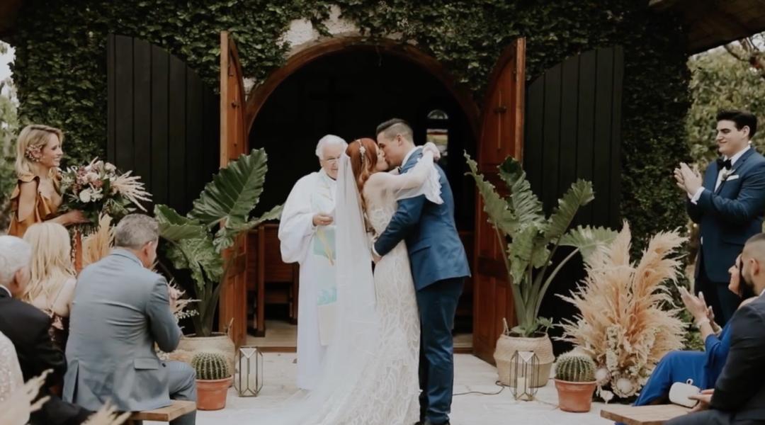 Scandinavian Boho Wedding Film in South Florida