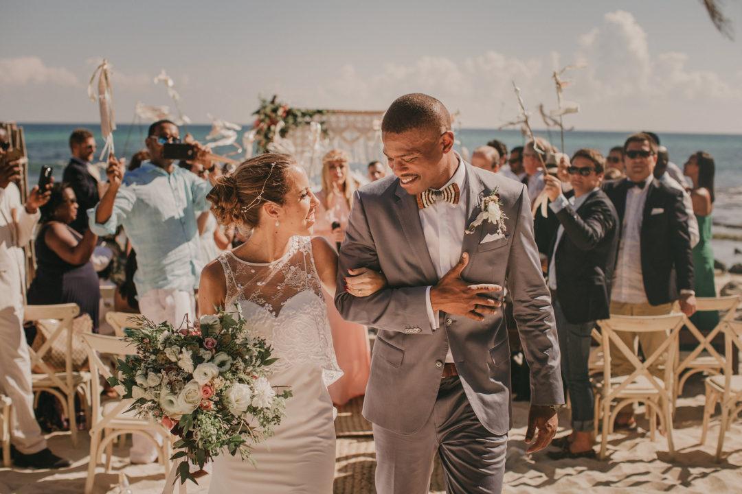Dreamy Tulum Beach Wedding The Creatives Loft Destination Wedding Pablo Laguia
