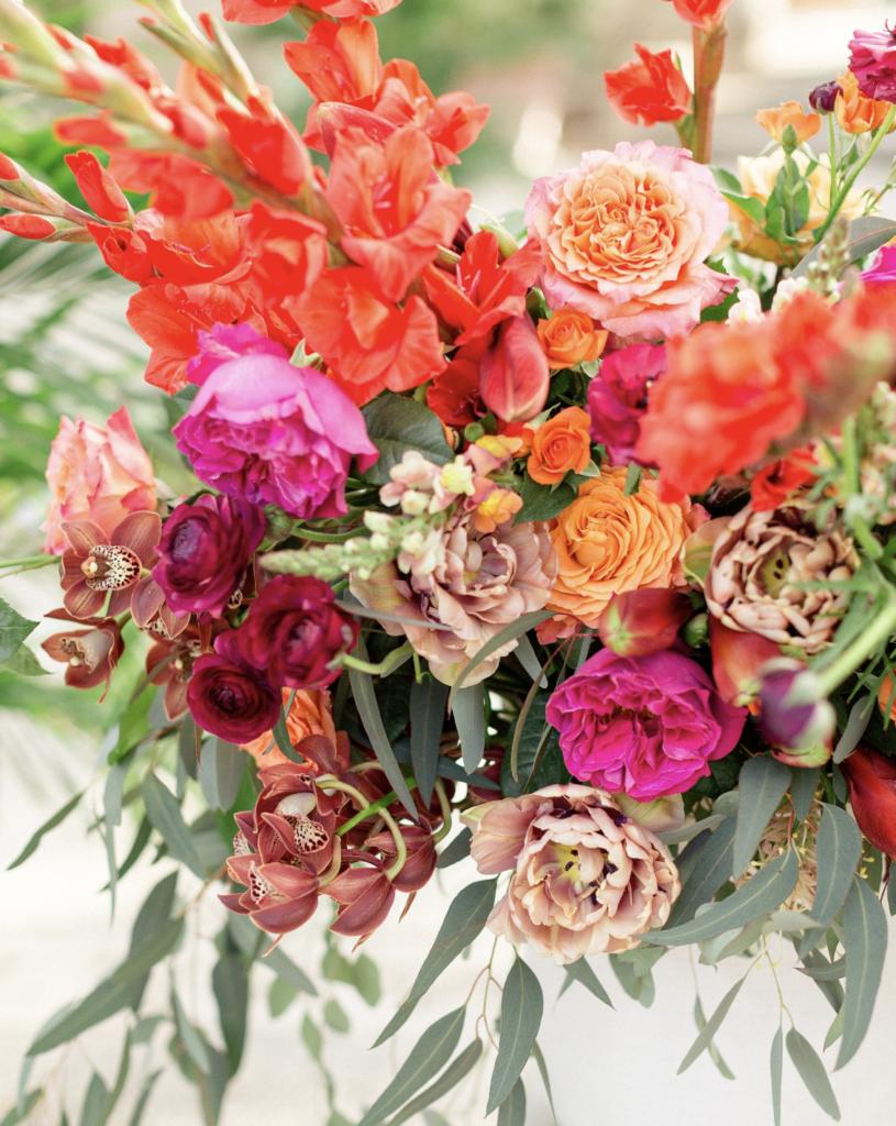 A unique Vizcaya Museum Wedding in Miami The Creatives Loft Weddings Miami Ceremony Florals Details