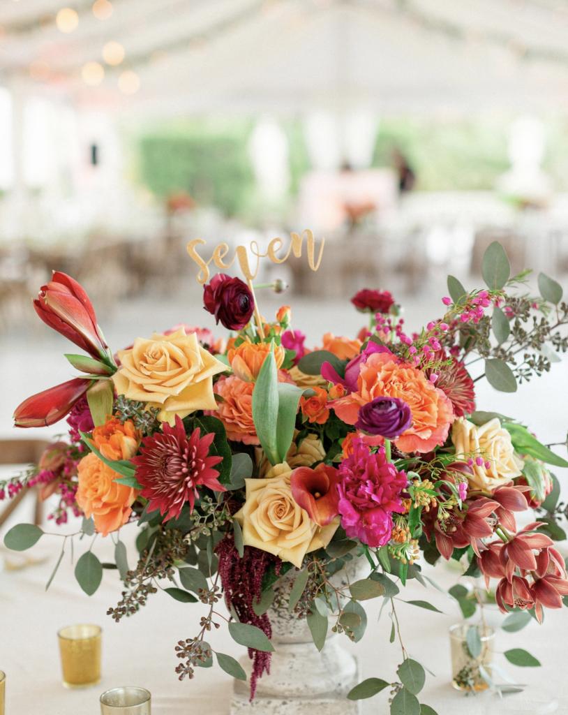 A unique Vizcaya Museum Wedding in Miami The Creatives Loft Weddings Miami Floral Details