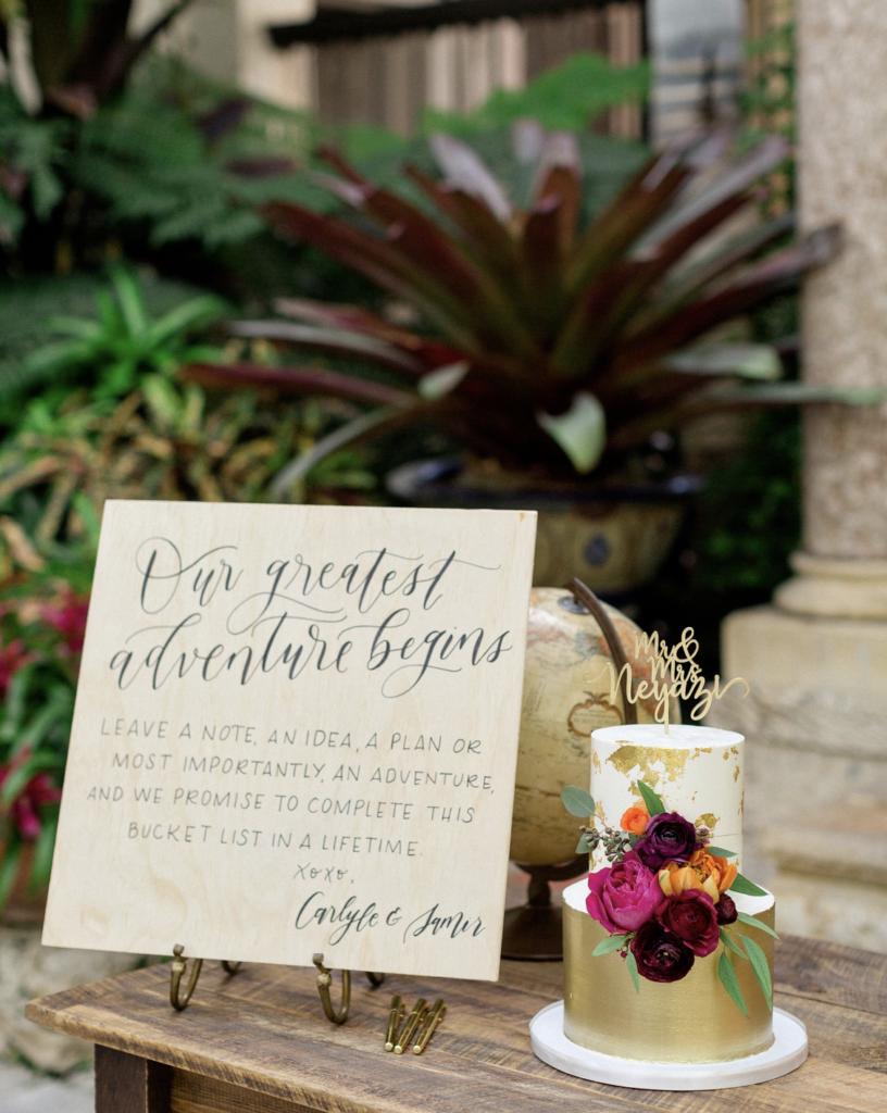 A unique Vizcaya Museum Wedding in Miami The Creatives Loft Weddings Miami Wedding Details