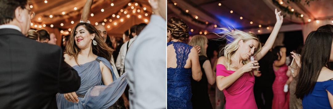 A unique Vizcaya Museum Wedding in Miami The Creatives Loft Weddings Miami Guests Dancing