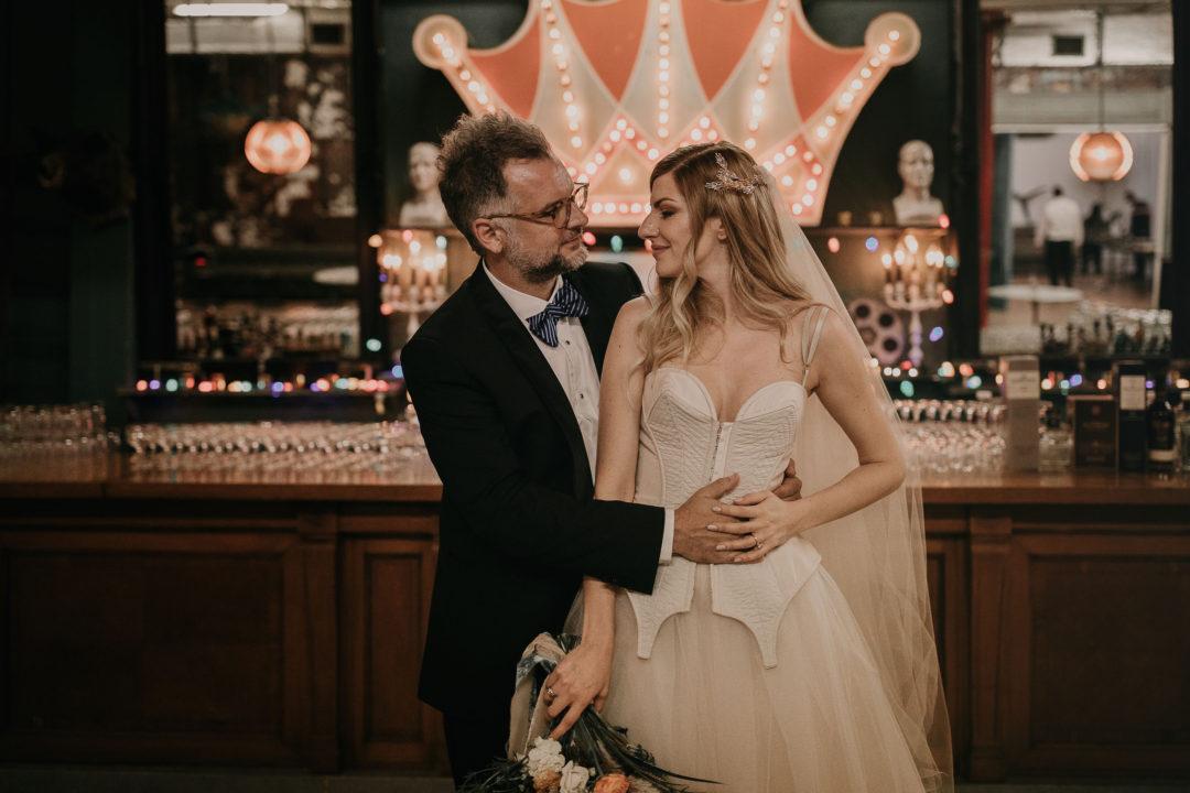 ACE PROPS Warehouse Wedding Film