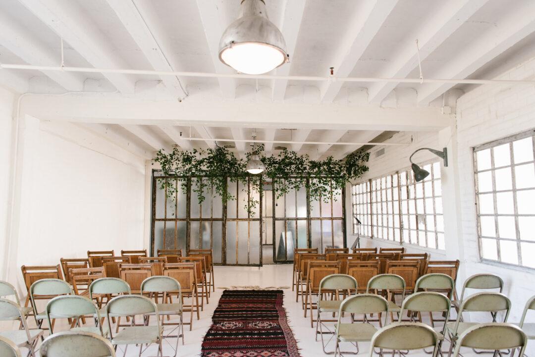 ACE PROPS Wedding for The Scolas in Miami The Creatives Loft Miami Wedding Planner