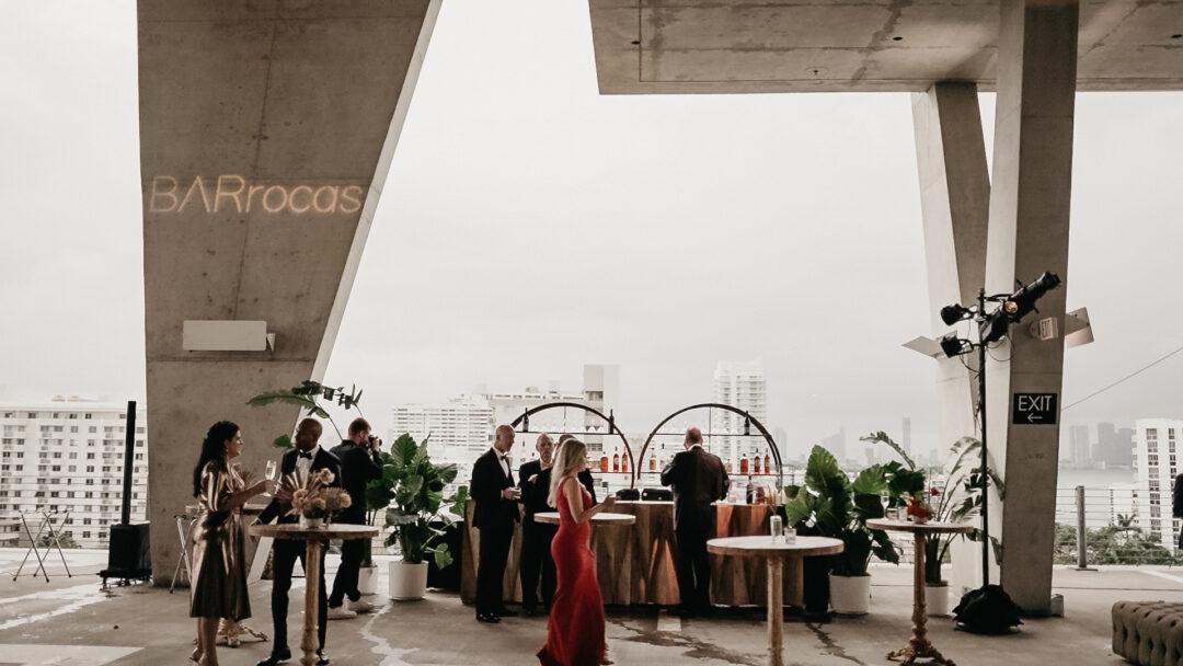 1111 Lincoln Urban Deco Wedding