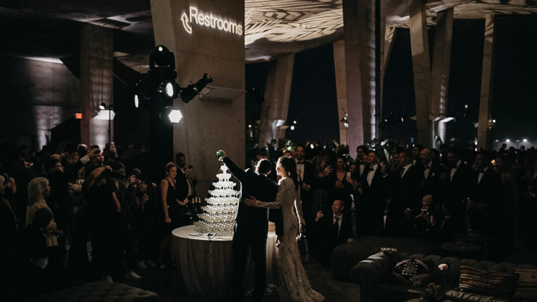 1111 Lincoln Urban Deco Wedding The Creatives Loft Miami Wedding Planner