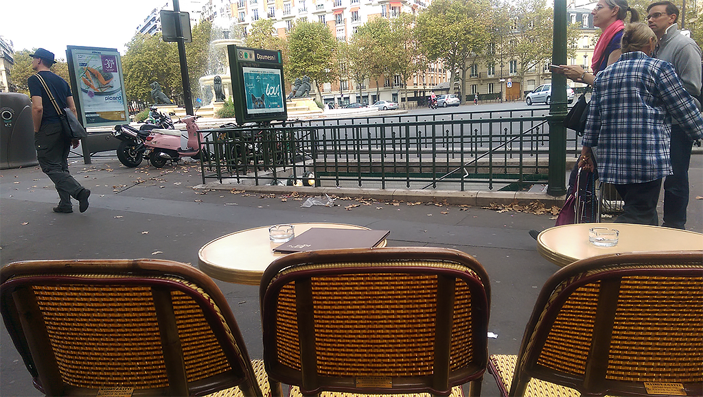 Paris cafe - Keep your budget in check with 3 simple steps