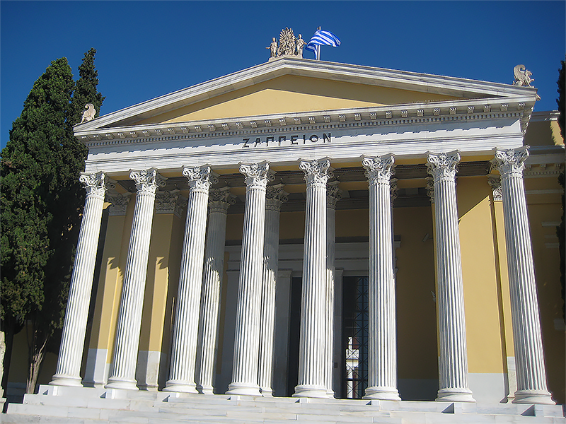Athens free walking tour Greece 1 ps