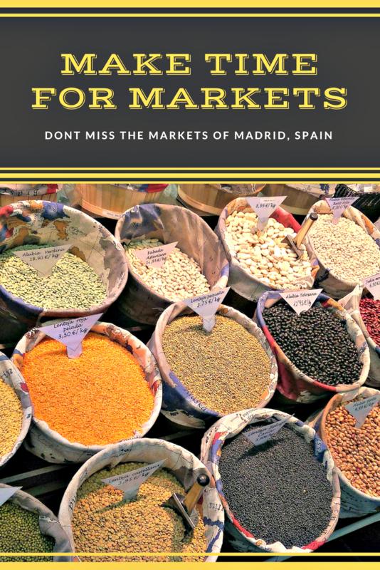madrid markets