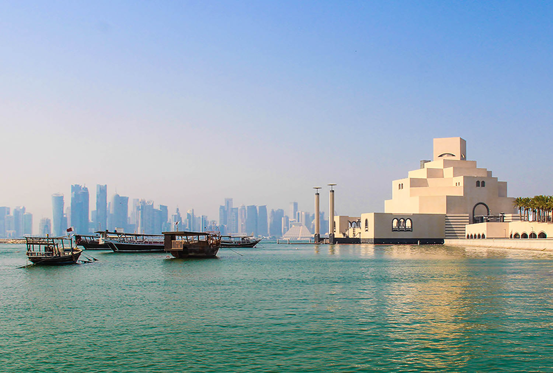 Doha Qatar - Gallivant Girl PS