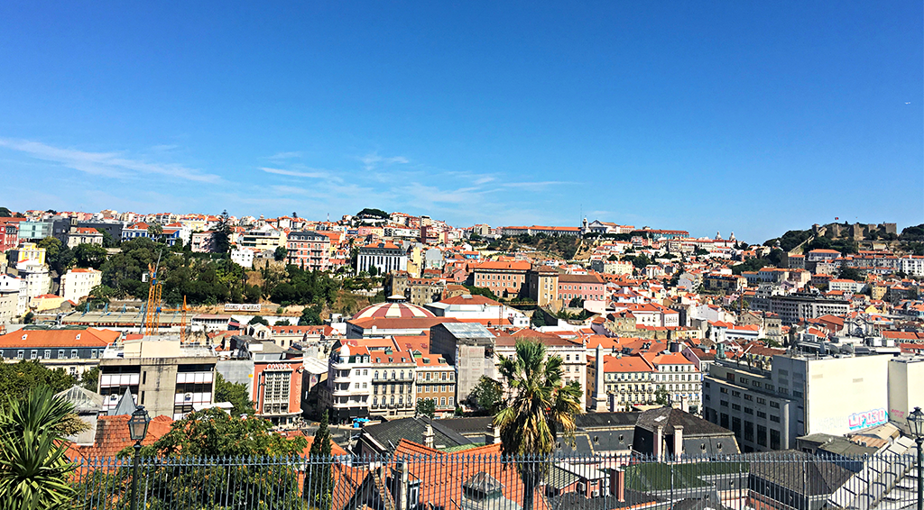Lisbon portugal travel with mia ps