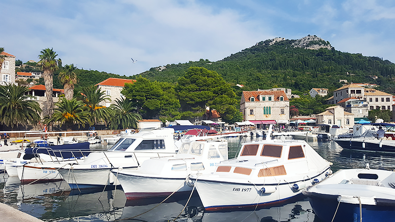 Dubrovnik in 3 Days - Travel with Mia - Dubrovnik Daily Sailing Lopud