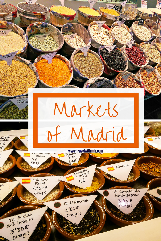 Markets of Madrid 2 -