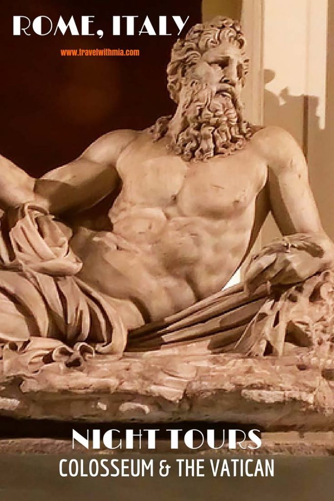 rome italy night tours colosseum vatican pinterest -- jpeg ps
