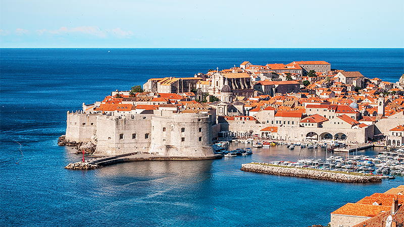 Europe on a Budget - 5 Cheap Holiday Destinations - Travel with Mia - Dubrovnik, Croatia