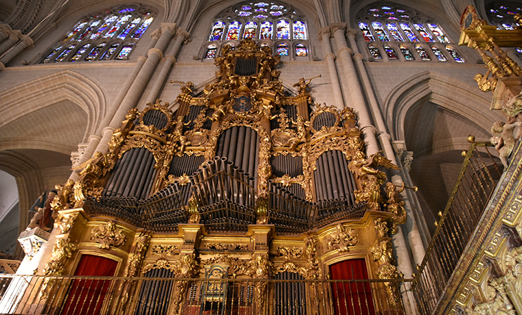 Picture of Toledo Cathedral - Travel with Mia - The Perfect Day Trip from Madrid