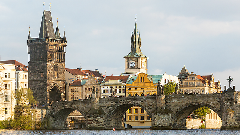 Prague in 2 days - travel with mia