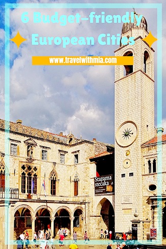 6 Budget-Friendly European Cities - Dubrovnik - Small