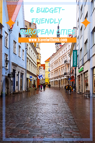 6 Budget-Friendly European Cities - Tallinn - Small