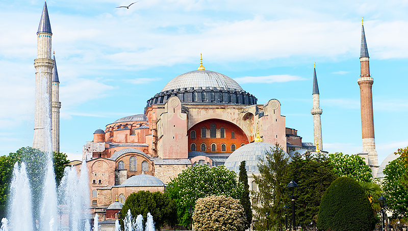 Europe on a Budget - 5 Cheap Holiday Destinations - Travel with Mia - Istanbul Turkey