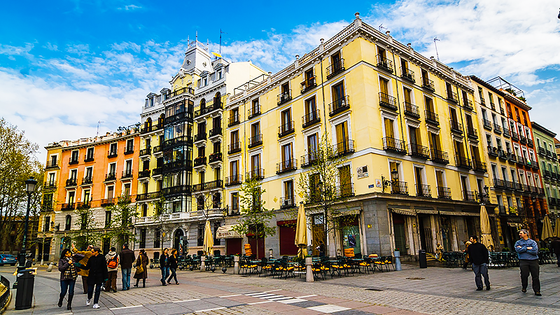 Europe on a Budget - 5 Cheap Holiday Destinations - Travel with Mia - Madrid Spain