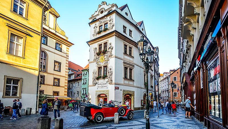 Europe on a Budget - 5 Cheap Holiday Destinations - Travel with Mia - Prague Czech Republic