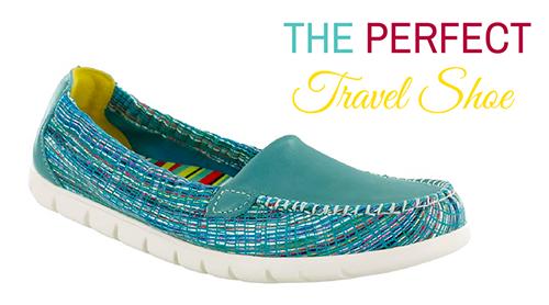 THE PERFECT travel shoe sas sunny travel with mia SMALLER